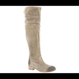 Diba True Rainy Nights Over The Knee Boots